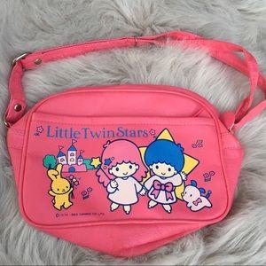 ✨Rare Little Twin Stars Purse Vintage Sanrio